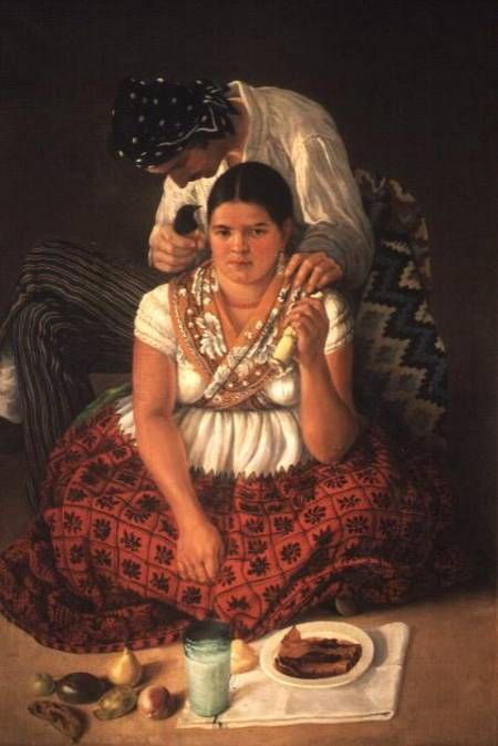 Jose Agustin Arrieta - The Gipsy Boy and Girl
