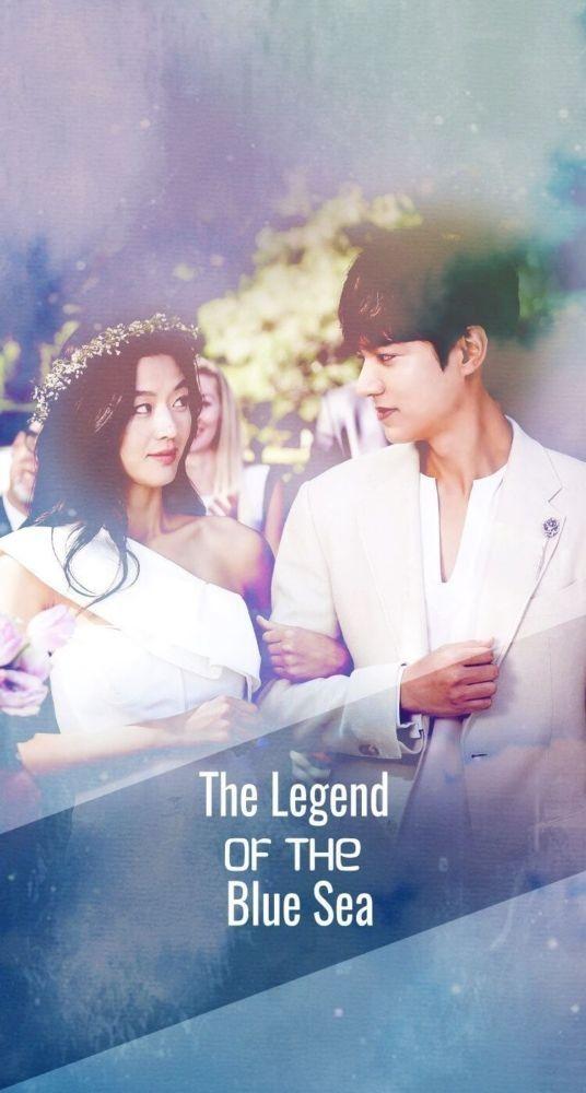 Nonton Film Korea The Legend Of The Blue Sea : nonton, korea, legend, Review:, Legend, Kdrama,, Korean, Drama, List,, Korea