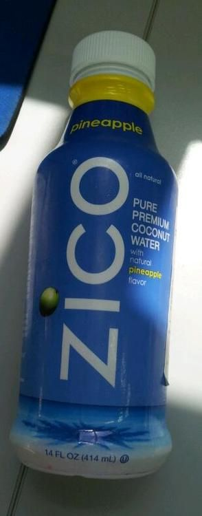 Healthy potassium filled coconut water!