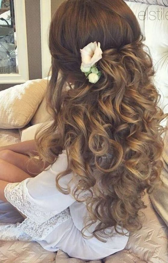 Pin On Wedding Hairstyles For Br