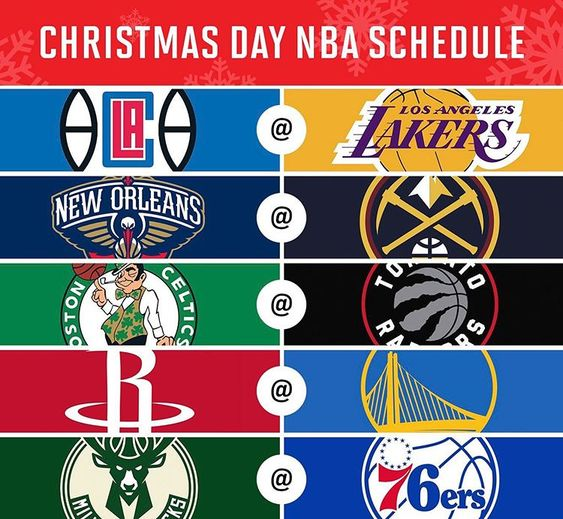 Nba Christmas Day Schedule.Nba Christmas Day Schedule Hbcu Sports Forums