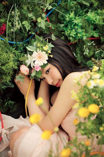 miwaの花かんむり