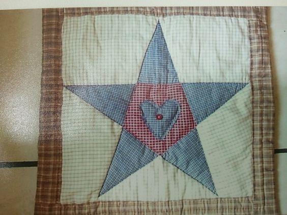 Estrela 5 pontas By Rita Freitas