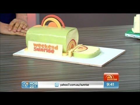 Aussie mum's creative cakes