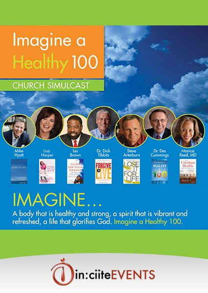 in:ciite Events - Imagine a Healthy 100