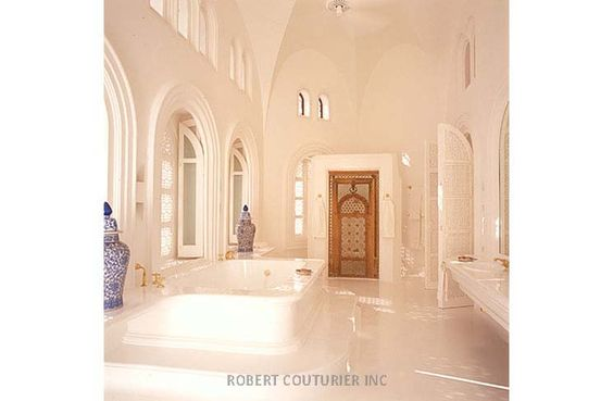 Winter House by the sea in Mexico | Robert Couturier | décor, architecture & design