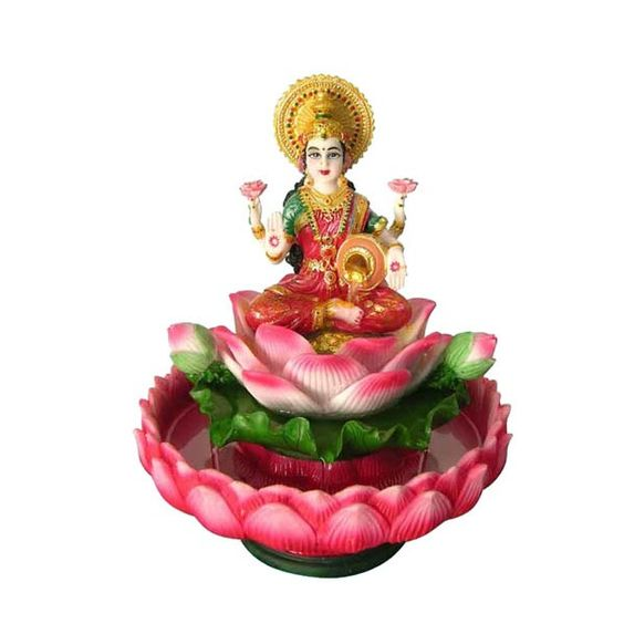 Fontän/Staty, Goddess Lakshmi - Kitsch: