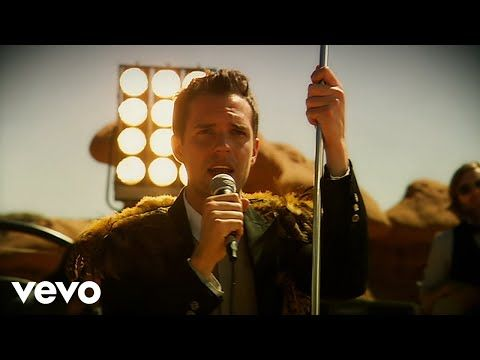The Killers Human Official Music Video Youtube In 2020 Youtube Videos Music Inspirational Songs Music Videos