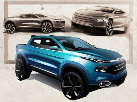 Fiat Toro: design story