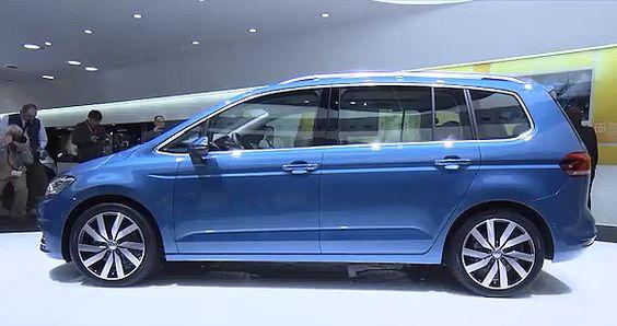 Volkswagen Neuheiten 2015 auf dem Genfer Automobilsalon