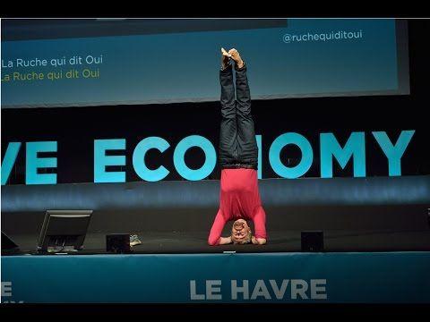 Guilhem Chéron - Positive Economy Forum Le Havre 2014 - YouTube