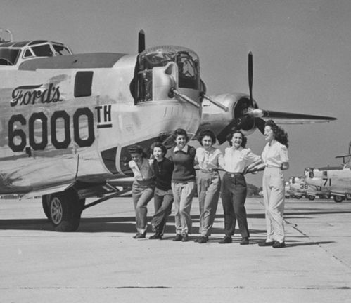 women military ww2 | Women of WW2 war time effort (37 Photos) » women-ww2-500-29