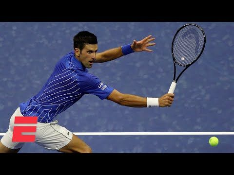 Novak Djokovic Advances To Third Round After 4 Set Win 2020 Us Open Highlights After Dropping The In 2020 Professional Tennis Players Novak Djokovic Tennis Players