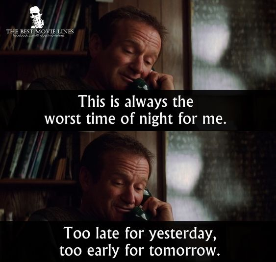 Insomnia (2002)  Robin Williams Al Pacino Dir. Christopher Nolan: