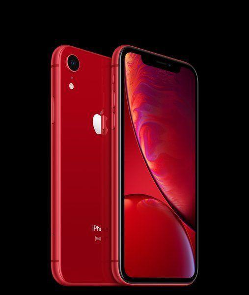 Iphone Xr 64gb Red Single Sim Full Original Apple Produk Apple Iphone Aksesoris