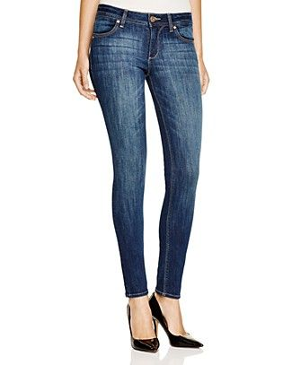 DL1961 Margaux Ankle Skinny Jeans in Winter. #dl1961 #cloth #winter