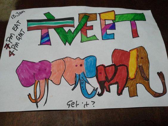 tweet4elephants
