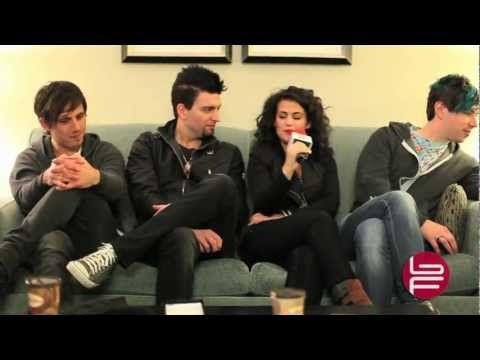 Interview with Marianas Trench