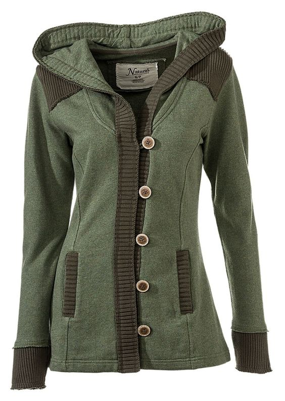 Natural Reflections Rib Terry Hooded Cardigan for Ladies | Bass Pro Shops: The Best Hunting, Fishing, Camping & Outdoor Gear
