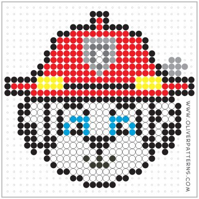 Billedresultat For Paw Patrol Perler Beads 2