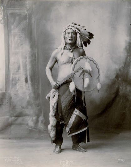 High Bear - Hunkpapa - 1898