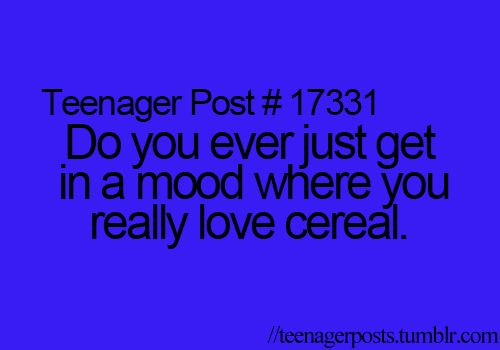 I do. Mostly at night when it's time to watch a movie....