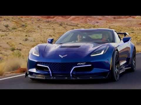 Mundo Quatro Rodas Chevrolet The First Video Of Electric Corvette