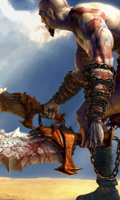 God Of War Game Wallpaper For Iphone And 4k Gaming Wallpapers For Laptop Download Now For Free Hd 4k Games God Kratos God Of War God Of War God Of War