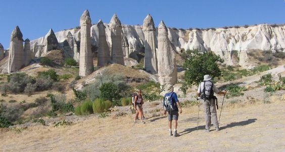 La Cappadoce, Turquie, en randonnée accompagnée