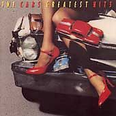 Greatest Hits by The Cars (CD, Jul-1985 DCC) 9 60464-2 - FREE SHIPPING #NewWave