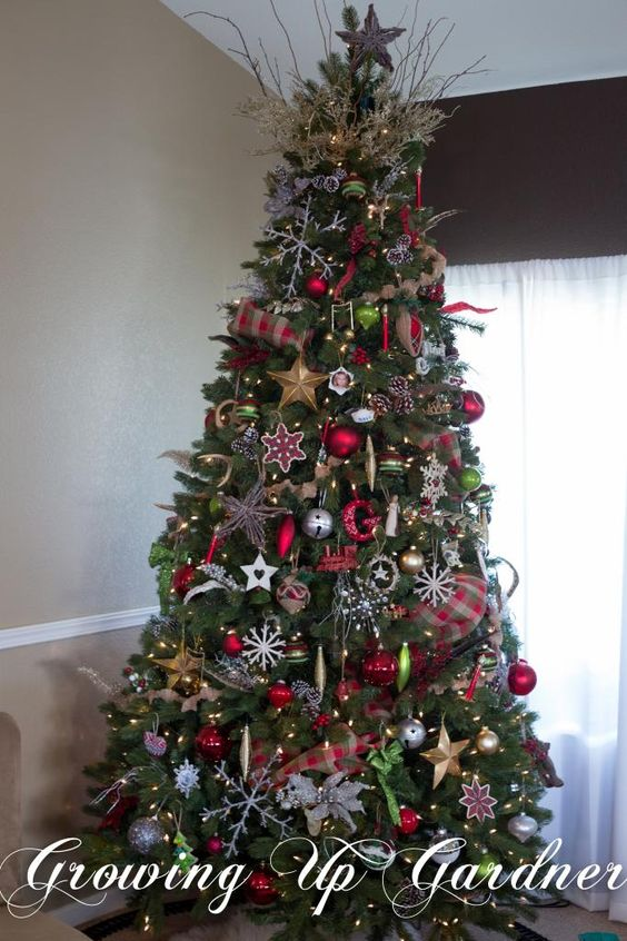 Plaid Christmas Tree photo christmasdecor14-4-1.jpg