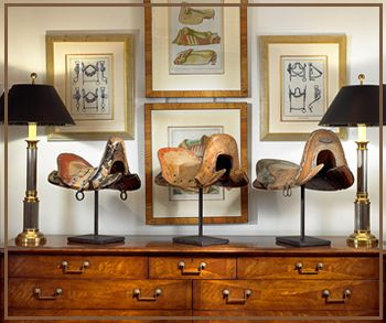 Saddles In Display Equestrian Decor For The House Pinterest Nooks Equ