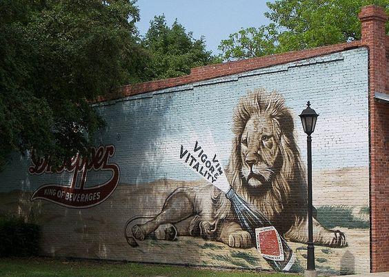 'vim, vigor, vitality' lion