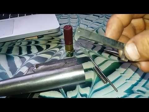 Sistema De Expulsion Calibre 16 Youtube Armas Caseras Escopetas Caza Deportiva