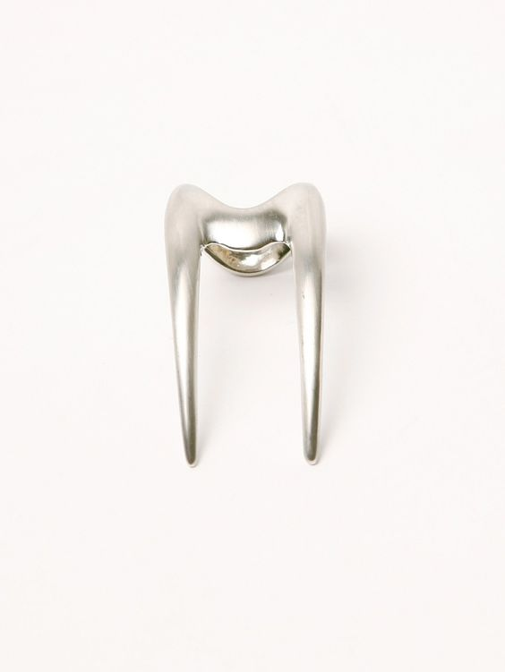 Gareth Pugh Fang Ring