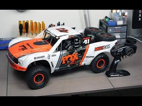 Traxxas New Udr Unlimited Desert Racer Wow Gas Powered Rc Cars Traxxas Rc Cars Traxxas