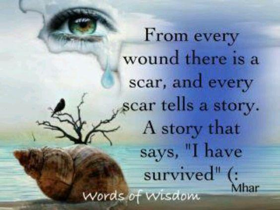 True spoken words