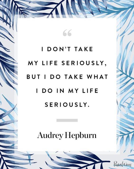 The 12 Best Audrey Hepburn Quotes - PureWow