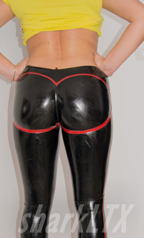 latex tights i pad porno