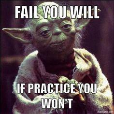 Yoda Music Practice