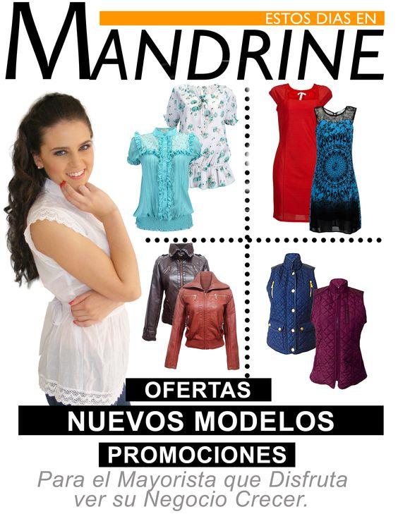 #moda #ropa #mandrine #fashion