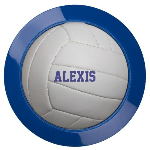 Volleyball Personalized Usb Charging Station Zazzle Com Usb Charging Station Usb Charging Station