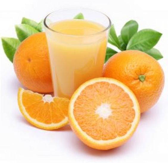 Does orange juice have GOOD soucre of calcium ?