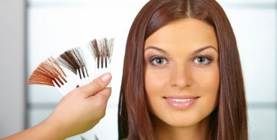 How Th-min dye your hair damage from recurring