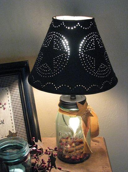 shades google images jars yards lamp shades ball jars jar lamp ideas. Black Bedroom Furniture Sets. Home Design Ideas