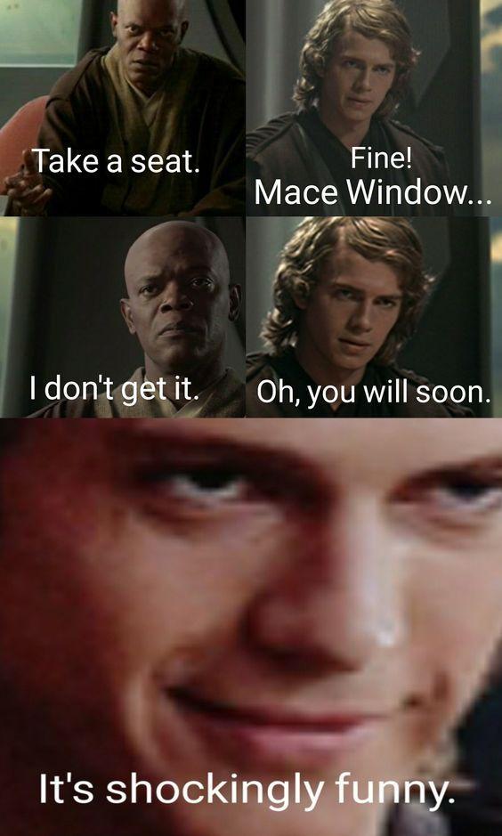 25 Hilarious Star Wars Memes Dark Side 25 Hilarious Star Wars Memes Dark Side In 2020 Star Wars Jokes Star Wars Facts Funny Star Wars Memes
