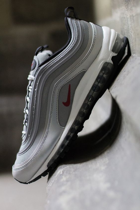 air max 97 silver bullet and nike air on pinterest. Black Bedroom Furniture Sets. Home Design Ideas
