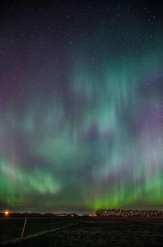 Another picture of the Northern Lights