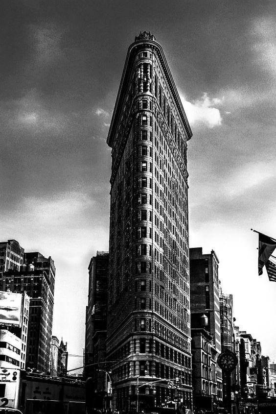 Flatiron Building by David De Ridder on 500px
