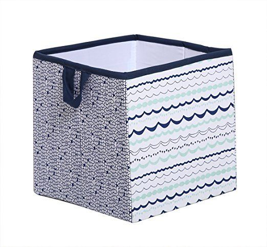 Glenni Fabric Storage Cube And Bin Cube Storage Fabric Storage Fabric Storage Bins
